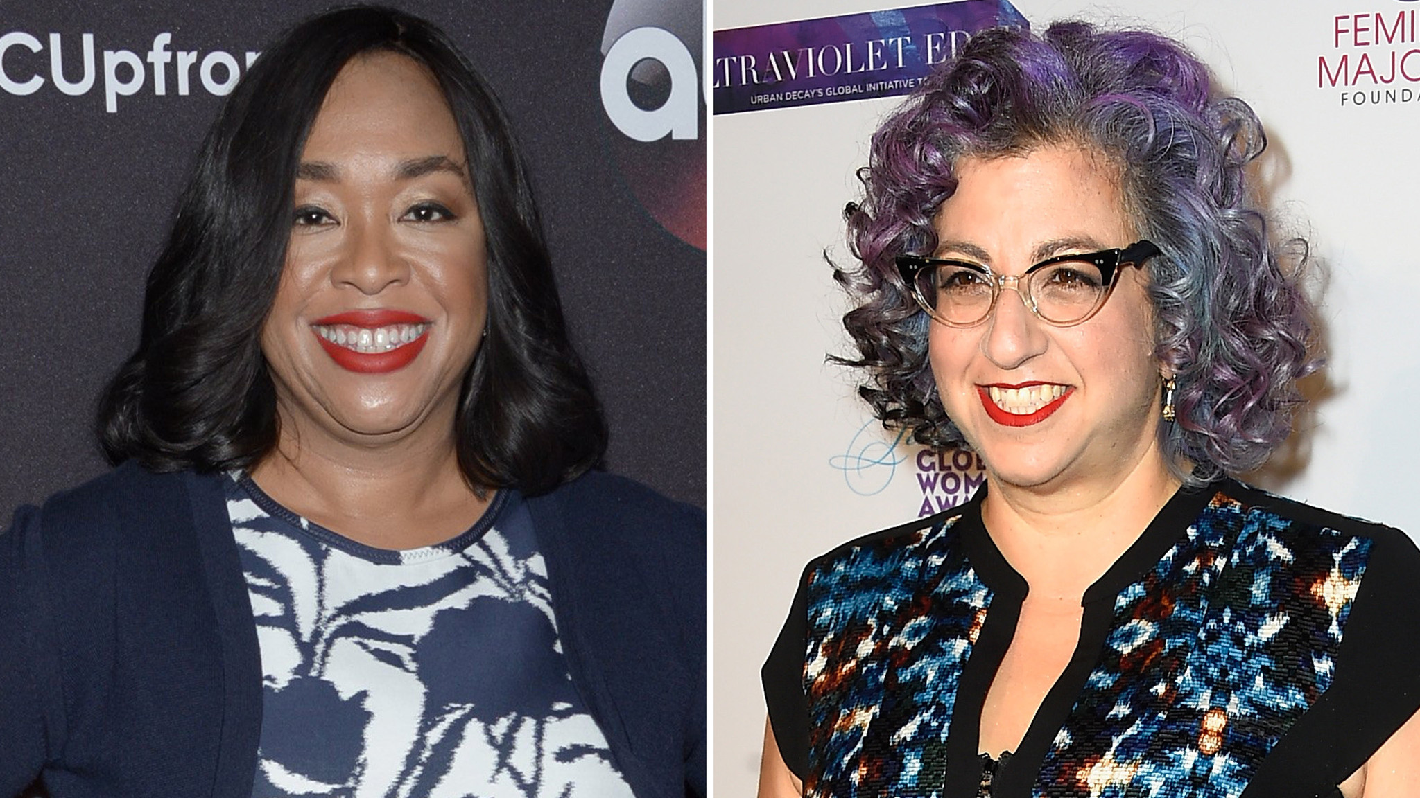shonda rhimes jenji kohan recognize lucky position as