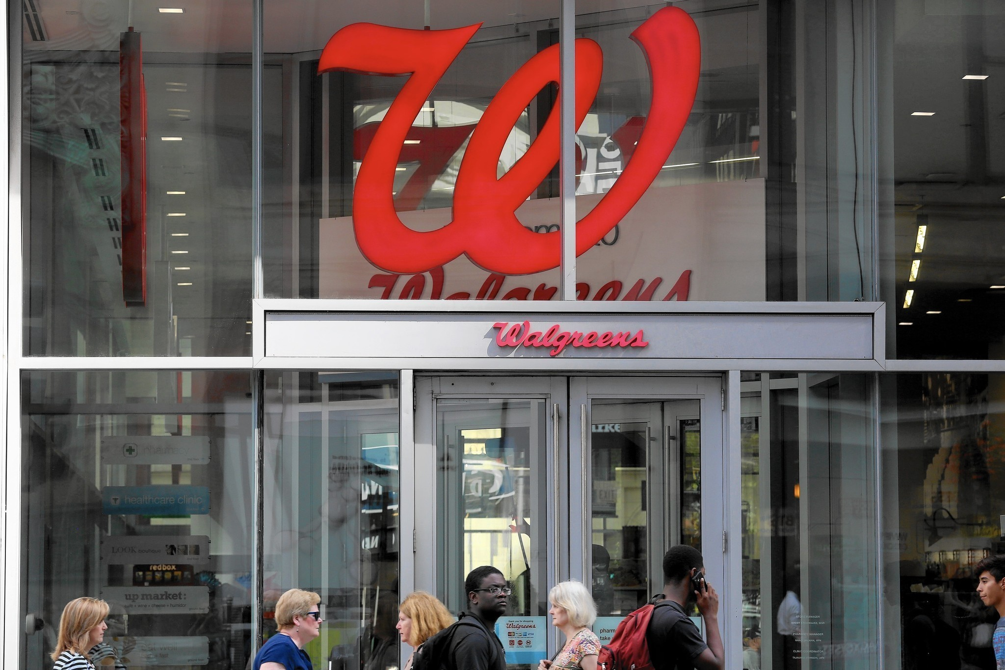 Employees at home for walgreens - Walgreens Spins Infusion Business Into Separate Company Chicago Tribune