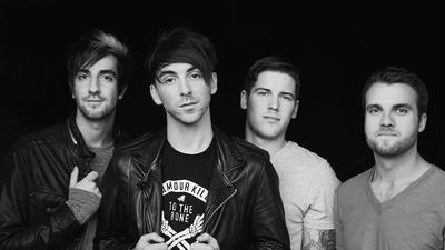 Towson's All Time Low climbs the charts