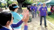 Burb's Eye View: People gather together at annual Relay for Life
