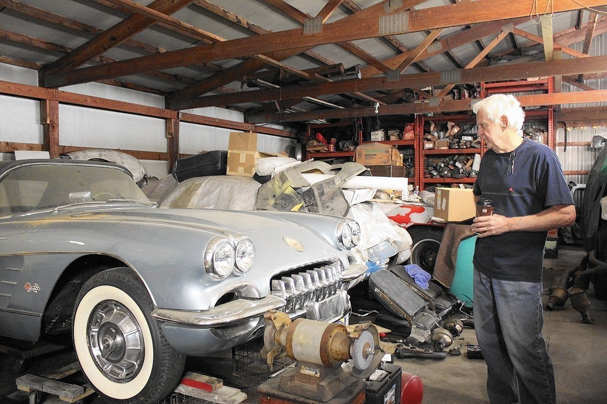 American Pickers Meets Its Match In Not For Sale Dennis