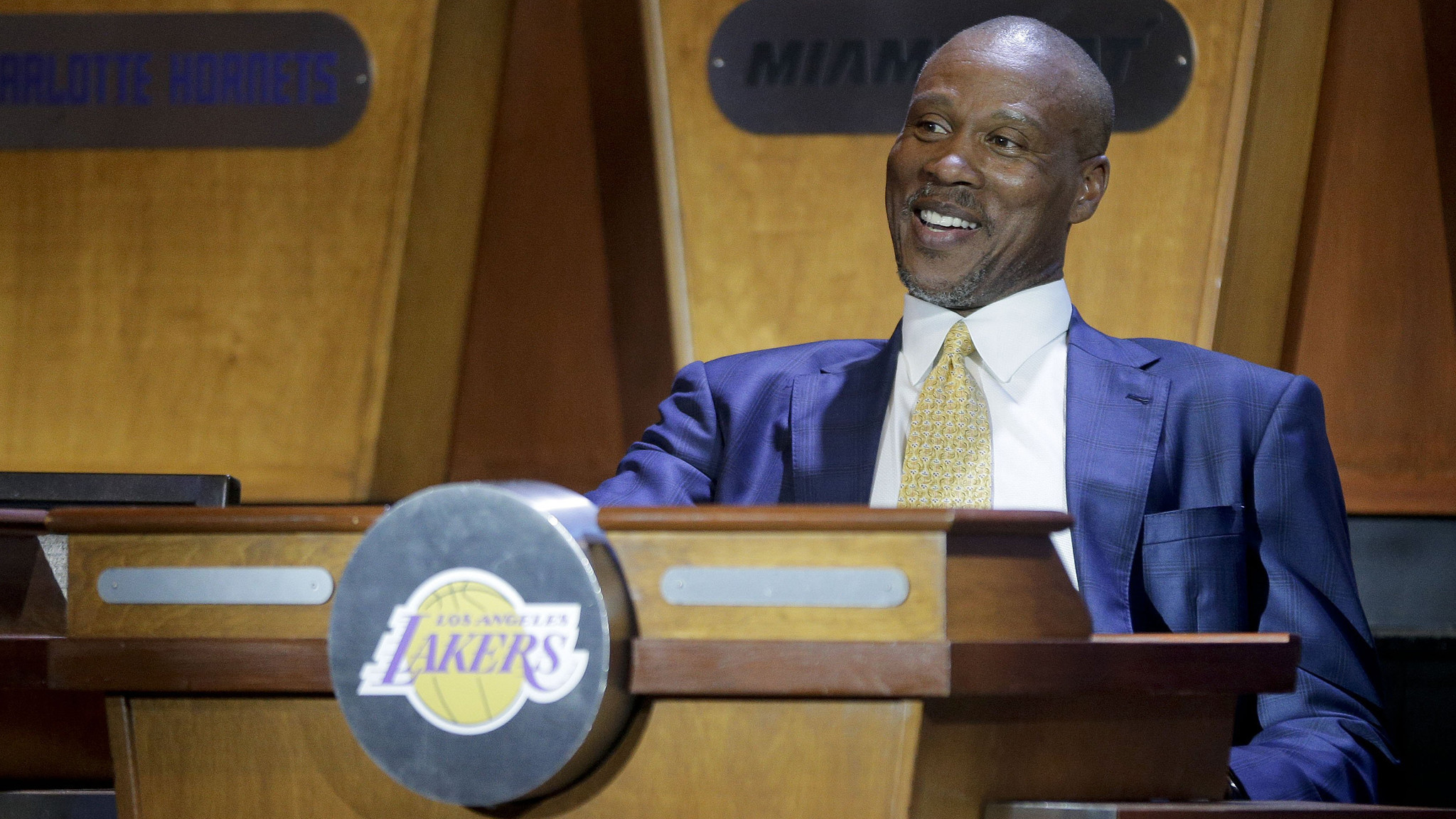 ... lucky number comes up in NBA draft lottery with No. 2 pick - LA Times