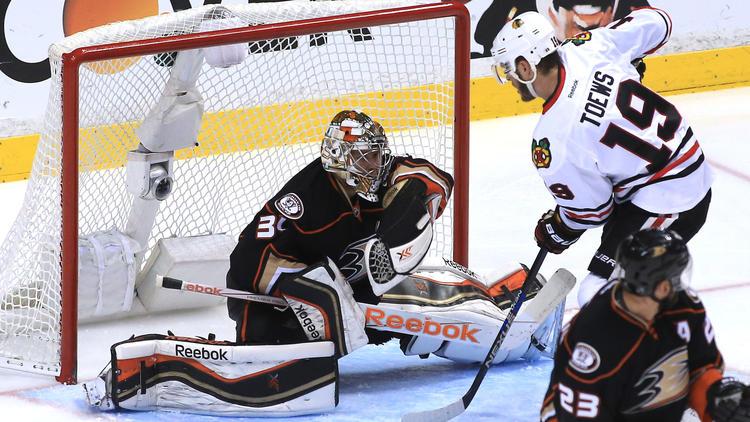 Honda Heartbreak: Ducks Fall To Blackhawks In 3 OTs