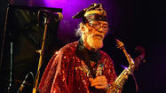 Sun Ra Arkestra leader Marshall Allen to play Baltimore show with Spectral this Sunday