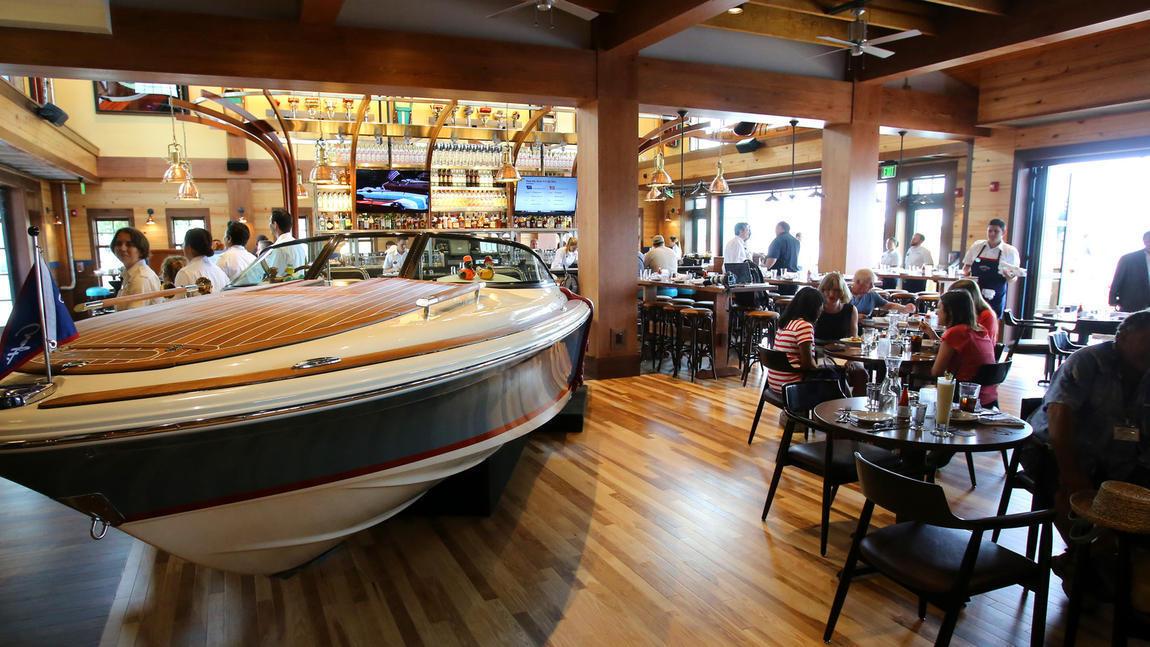 The Boathouse At Walt Disney World Review Orlando Sentinel