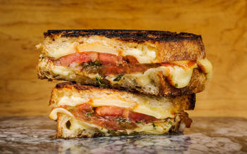 Favorite grilled cheese sandwich recipes