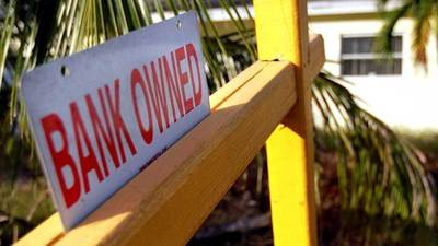 Butler & Hosch collapse stalls foreclosure sales