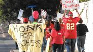 Photo Gallery: H.B. City School District teachers rally