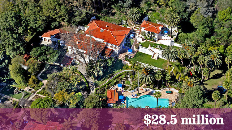 Hot Property | 'Entourage' location