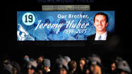 Hopkins lacrosse keeping late teammate Jeremy Huber in mind as they prepare for NCAA semifinals