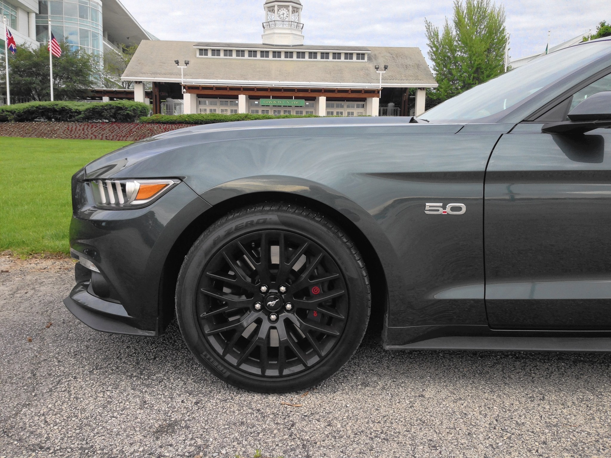 2015 Ford Mustang 50 Is The Best Pony Car Yet Chicago Tribune Gt Engine