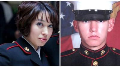 Two Marines killed in crash studied at Fort Meade