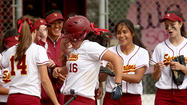 Photo Gallery: La Cañada High School softball vs. Ocean View High School