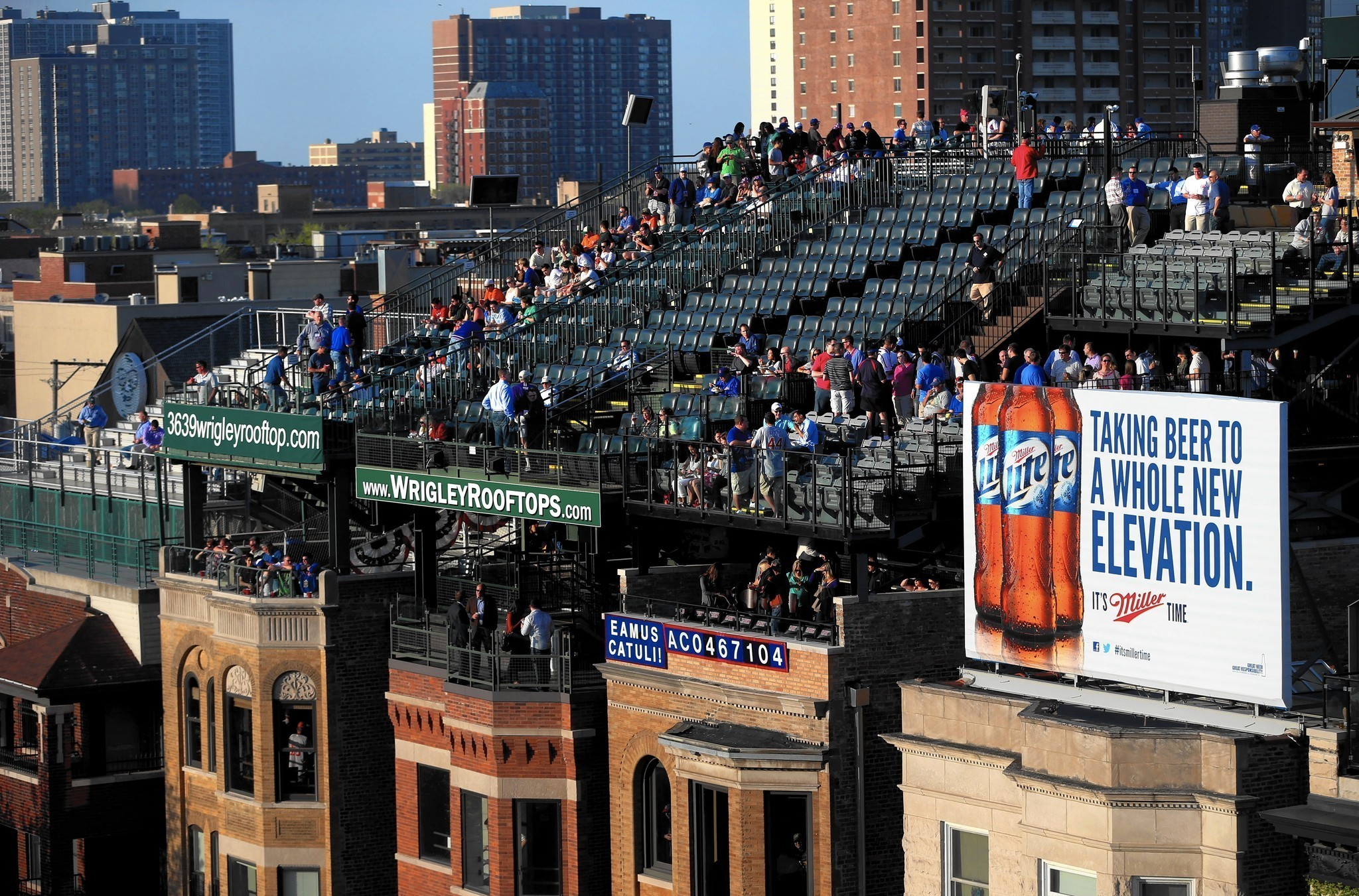 how to get rooftop cubs tickets