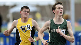 Carroll shines on Day 1 at state track meet
