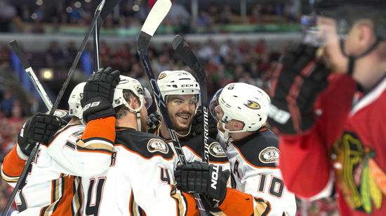 Simon Despres Is A Surprising Gain In Ducks' Win Over Chicago In Game 3