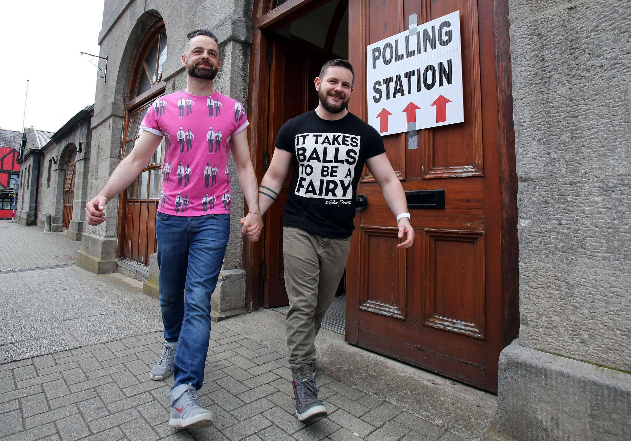 growing up gay rte