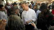 O'Malley to visit Iowa on day of Baltimore announcement