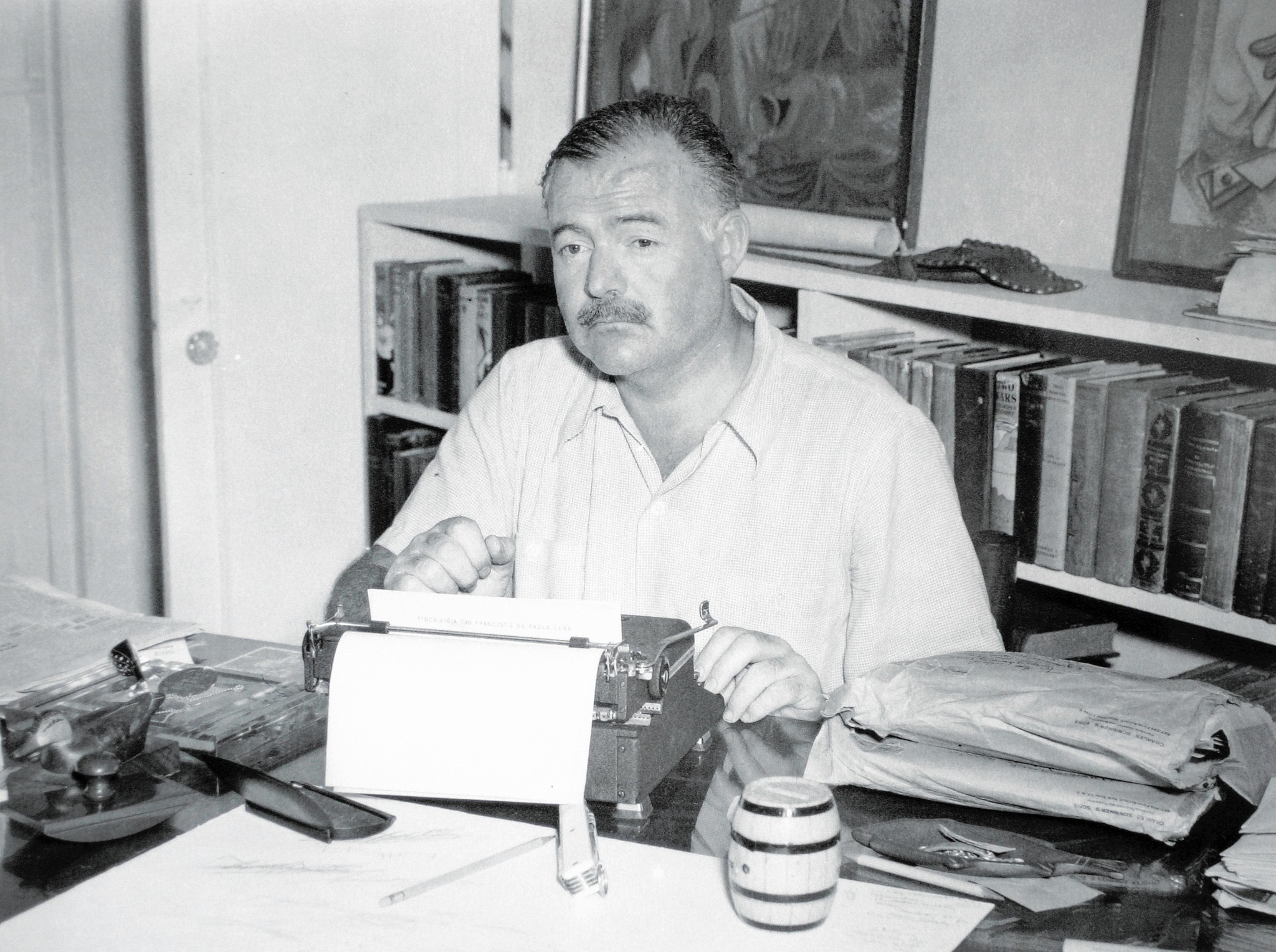 hemingways writing style A statistical analysis of the data behind hemingway's style by justin rice, published on calculate his choices, and try to come up with a statistical understanding of what makes hemingway hemingway hemingway's let's see what happens when we compare hemingway's writing to.