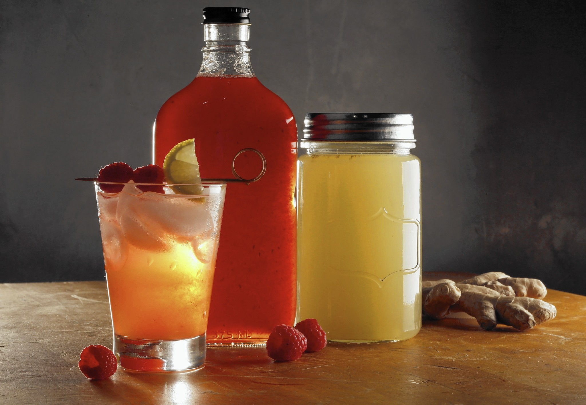 Homemade syrups to boost your summer cocktails
