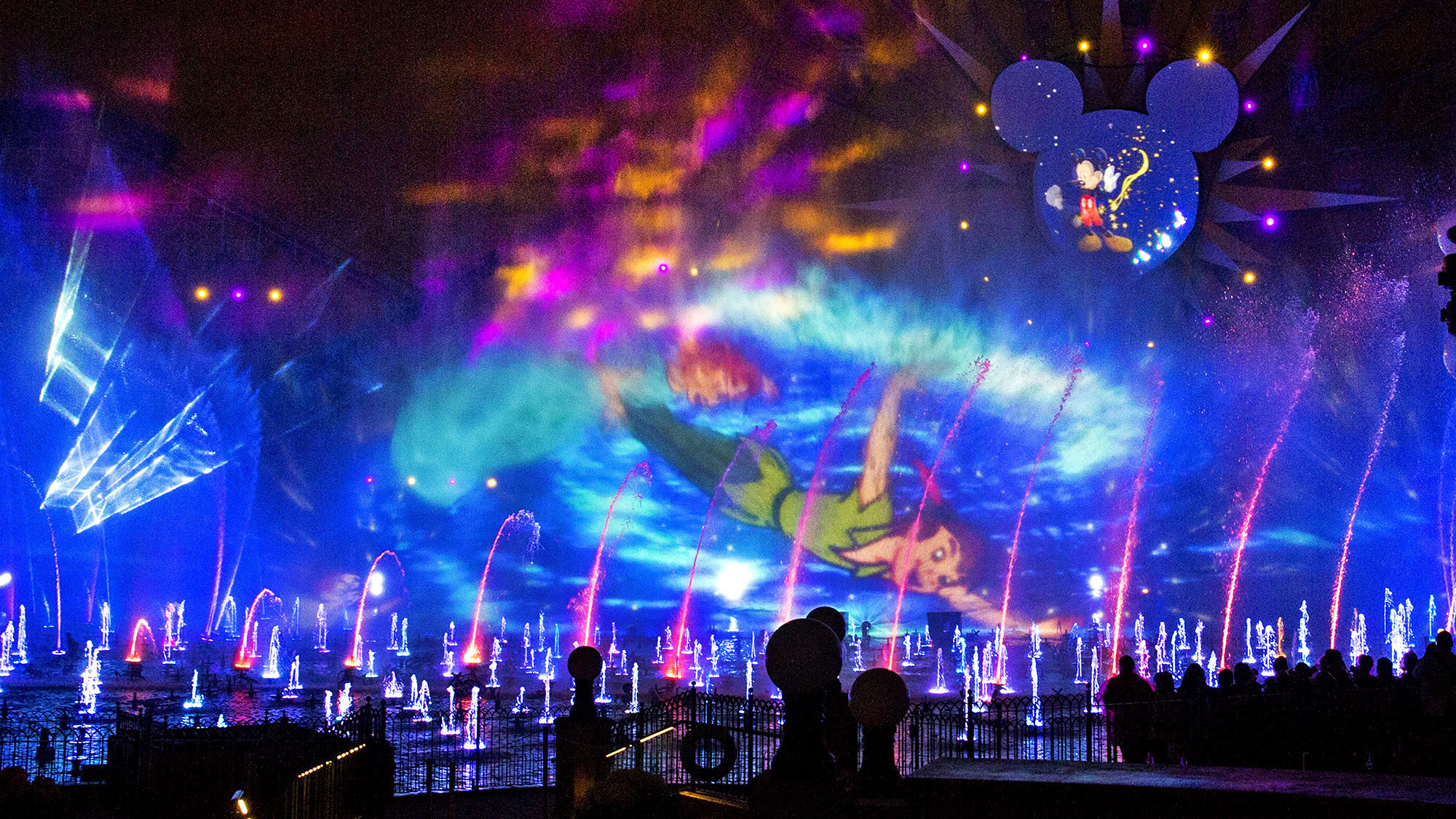 For Disneyland's 60th, there's Mickey, Minnie and cutting-edge technology