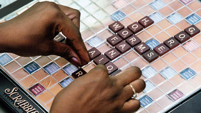 From 'wahh' to 'blech,' new Scrabble words bring stress to players