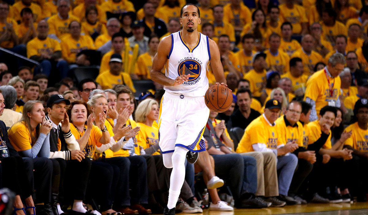 Ex-Clipper Shaun Livingston has rebuilt knee and career with Warriors