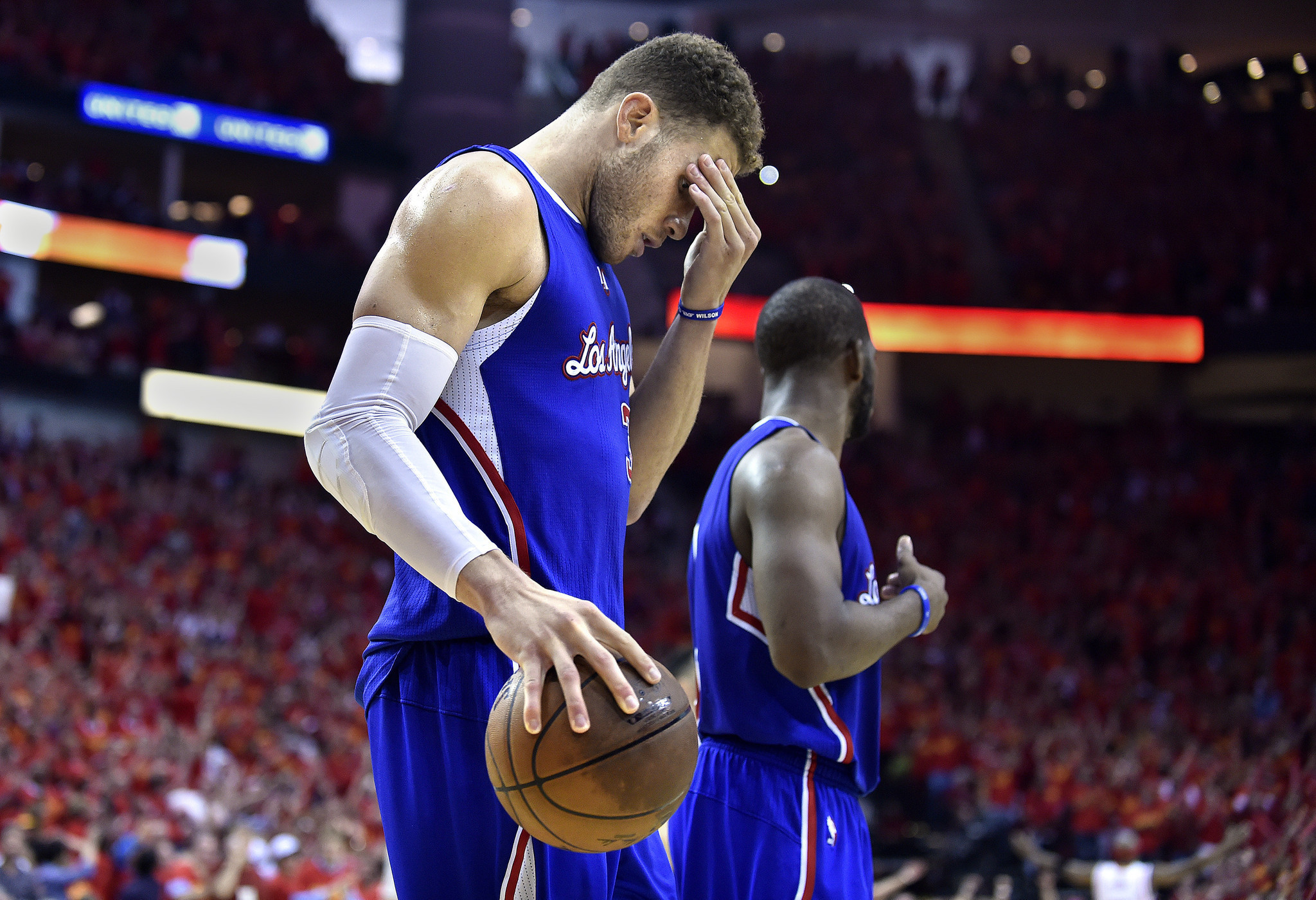 Letters: Sudden ending for the Clippers