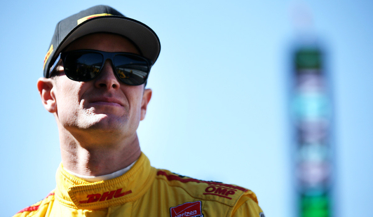 Ryan Hunter-Reay will defend his Indy 500 title from middle of the pack