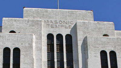 Commissioners OK stairway at Masonic Temple