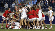 Maryland holds on for 10-8 win over Syracuse to return to NCAA women's lacrosse final