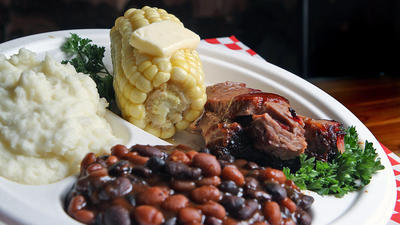 Dining Review: Cooked the Texan way
