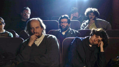 Film Review: A film critic turns his eye on himself