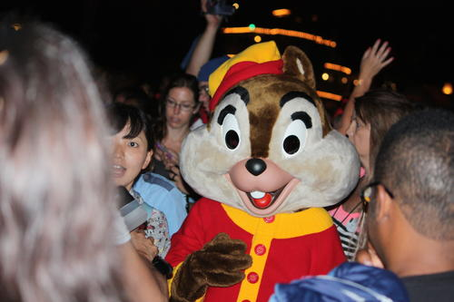 <p>The annual 24-hour event at Magic Kingdom featured celebrity grand marshals from Disney Channel and characters in their pajamas after midnight. </p>