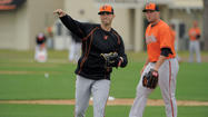 Former Navy pitcher Oliver Drake gets first taste of majors with O's