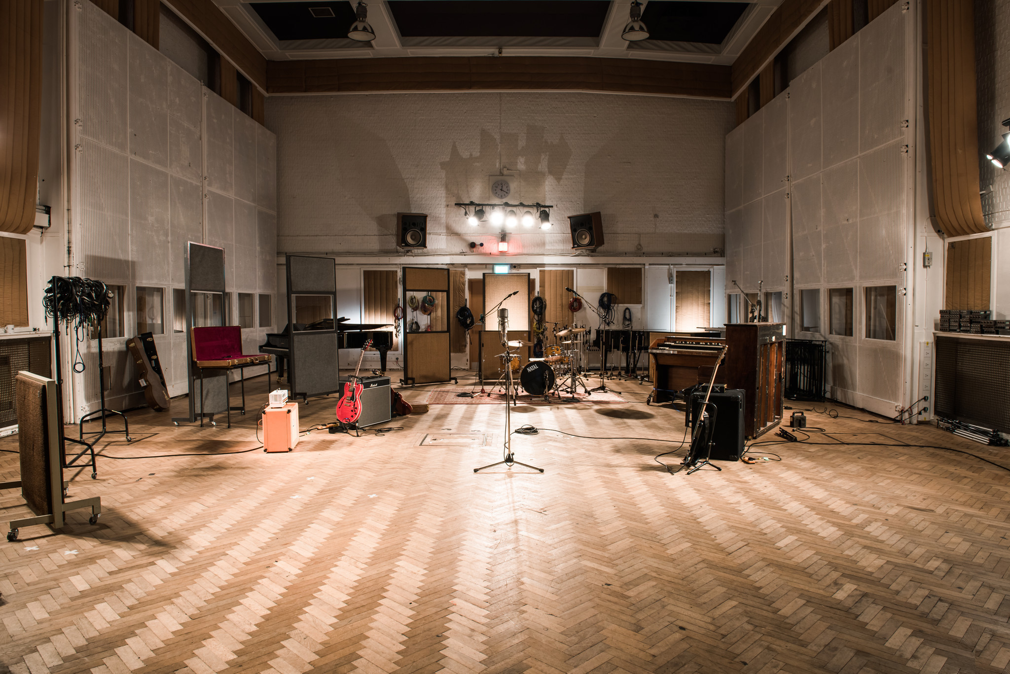 Want To Record At Abbey Road For Free With New Studio