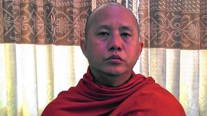 Buddhist monk Wirathu