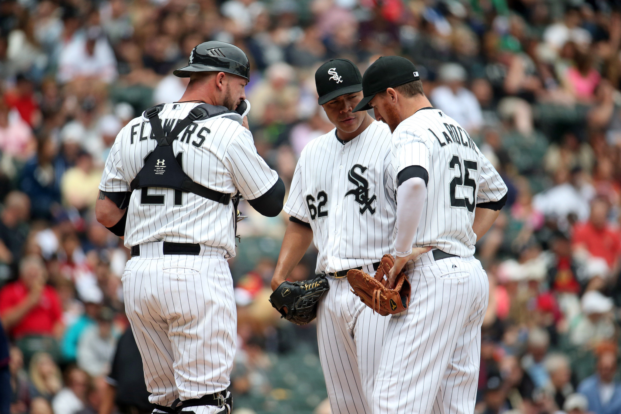 White Sox follow up winning streak with disappointing homestand