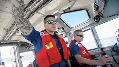 Coast Guard, NRP help keep waters safe