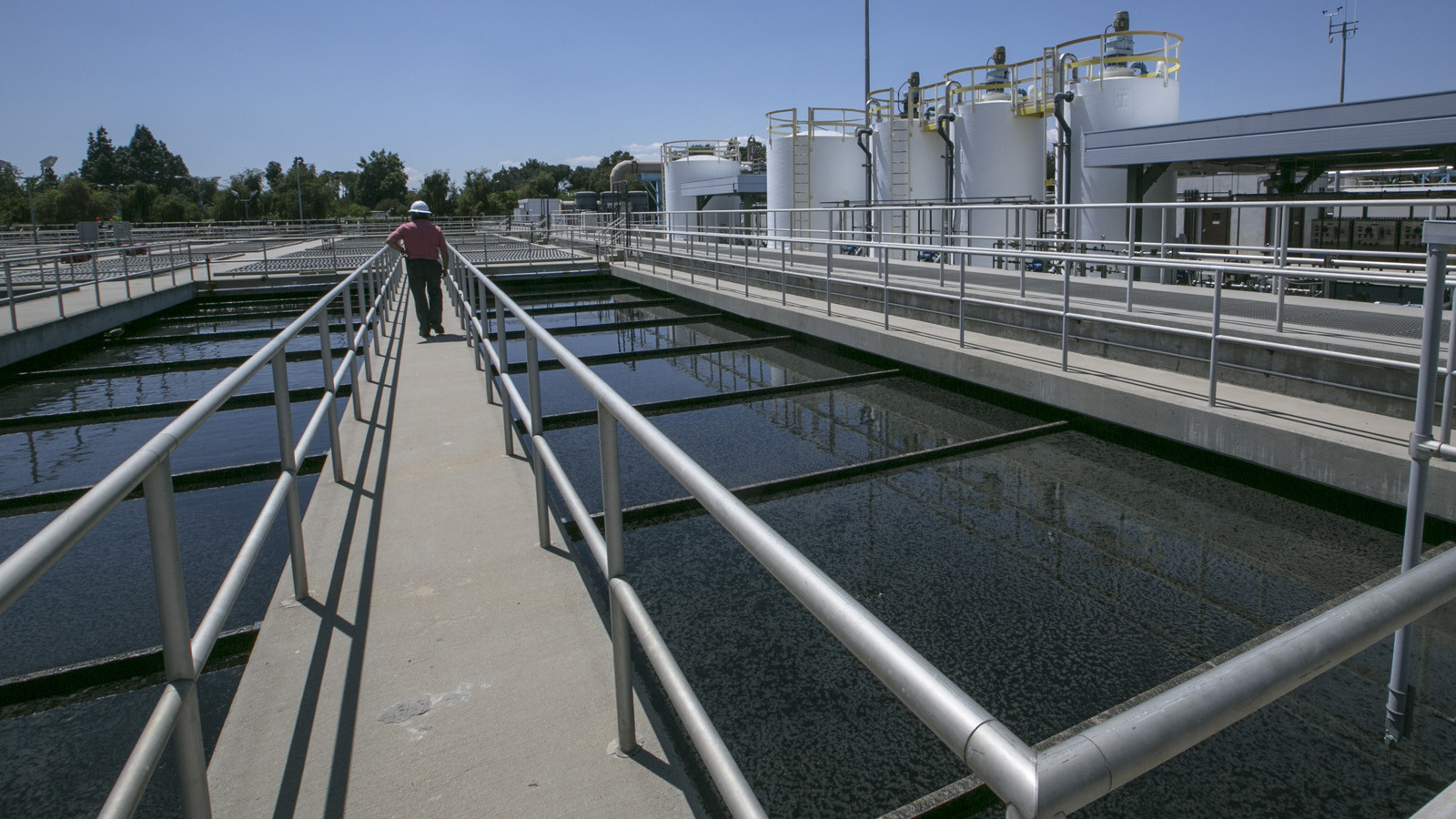 Turning sewage into drinking water gains appeal as drought lingers