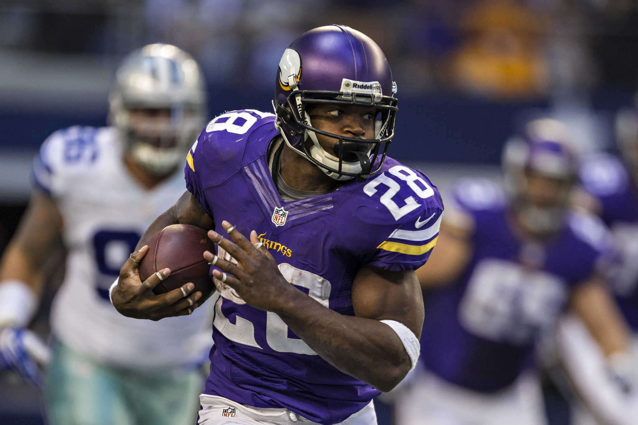 Adrian Peterson expected to be a no-show for Minnesota Vikings OTAs