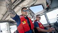 Coast Guard Memorial Day Weekend Patrol [Video]