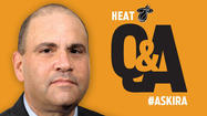 ASK IRA: Could trading down be a value move for Heat?