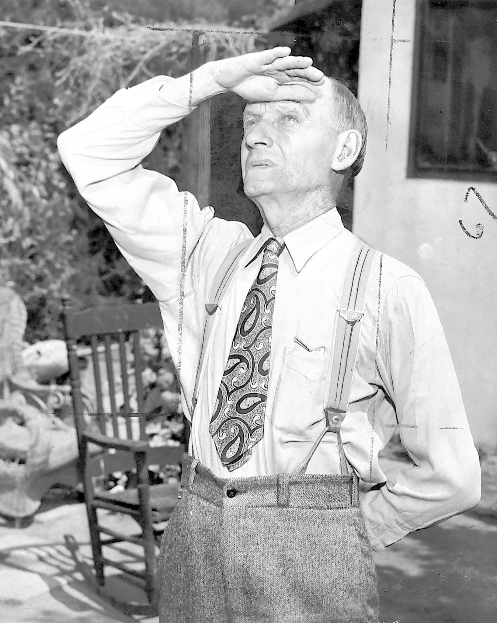Charles Hatfield Rainmaker Scripps Miramar Ranch
