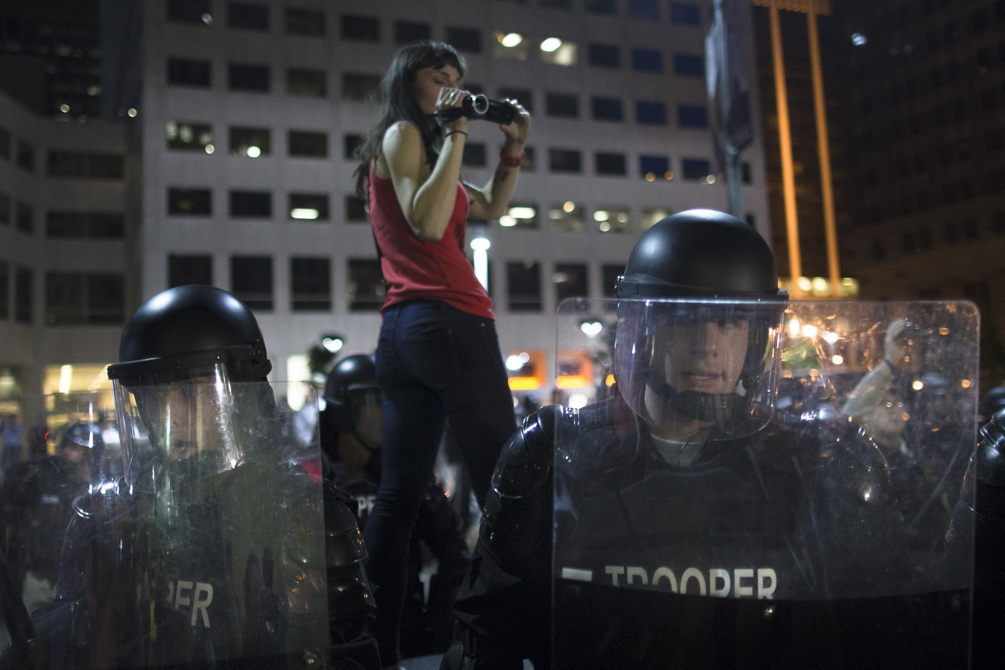police and excessive force Government agents, especially the police, have a responsibility to protect and  serve the public even though most police officers in virginia and washington,  dc.