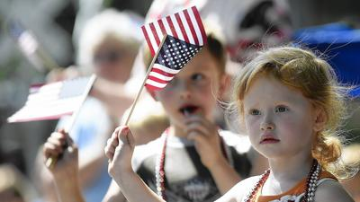 Carroll's NAACP finds a community-building opportunity in Westminster's Memorial Day parade