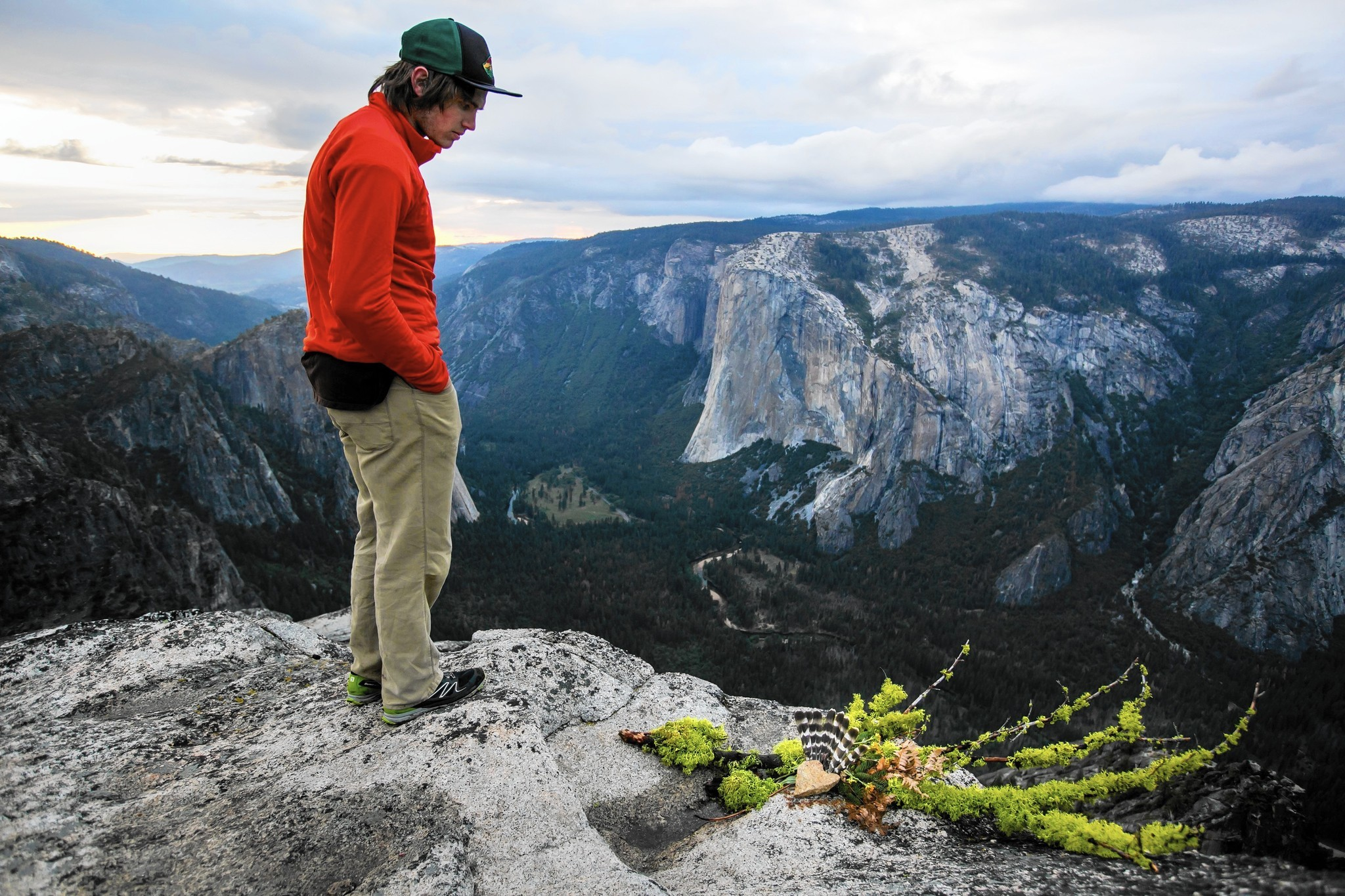 Yosemite BASE jumper was attuned to the flutter of a butterfly