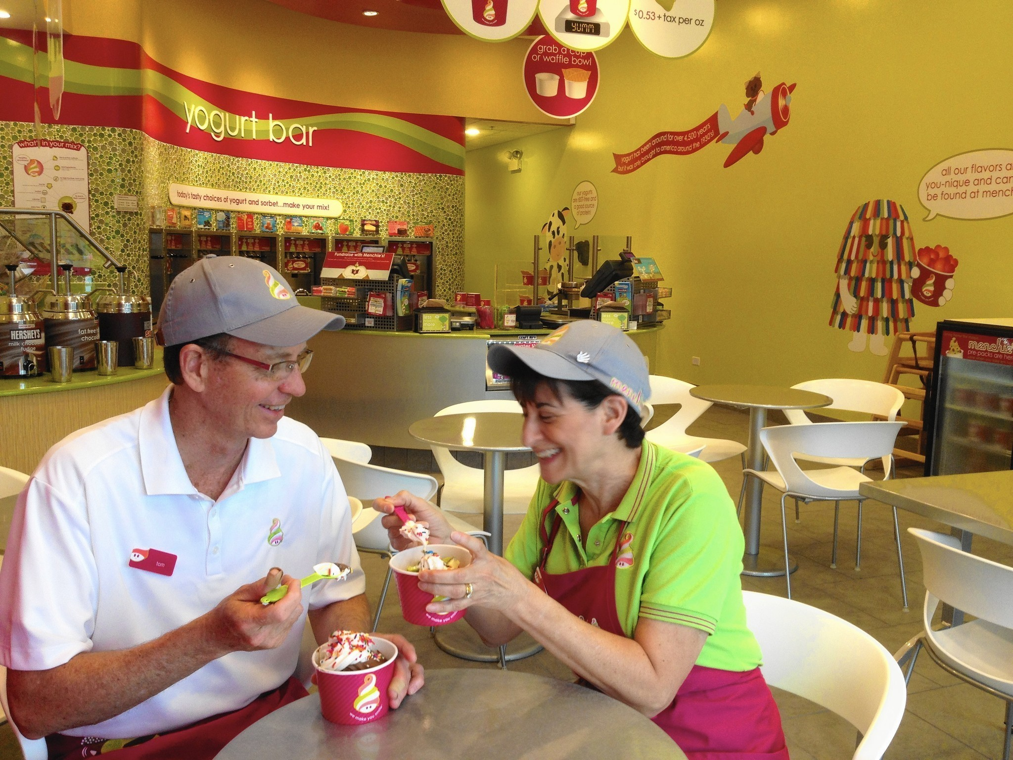 menchies arrives in lincolnshire lincolnshire review