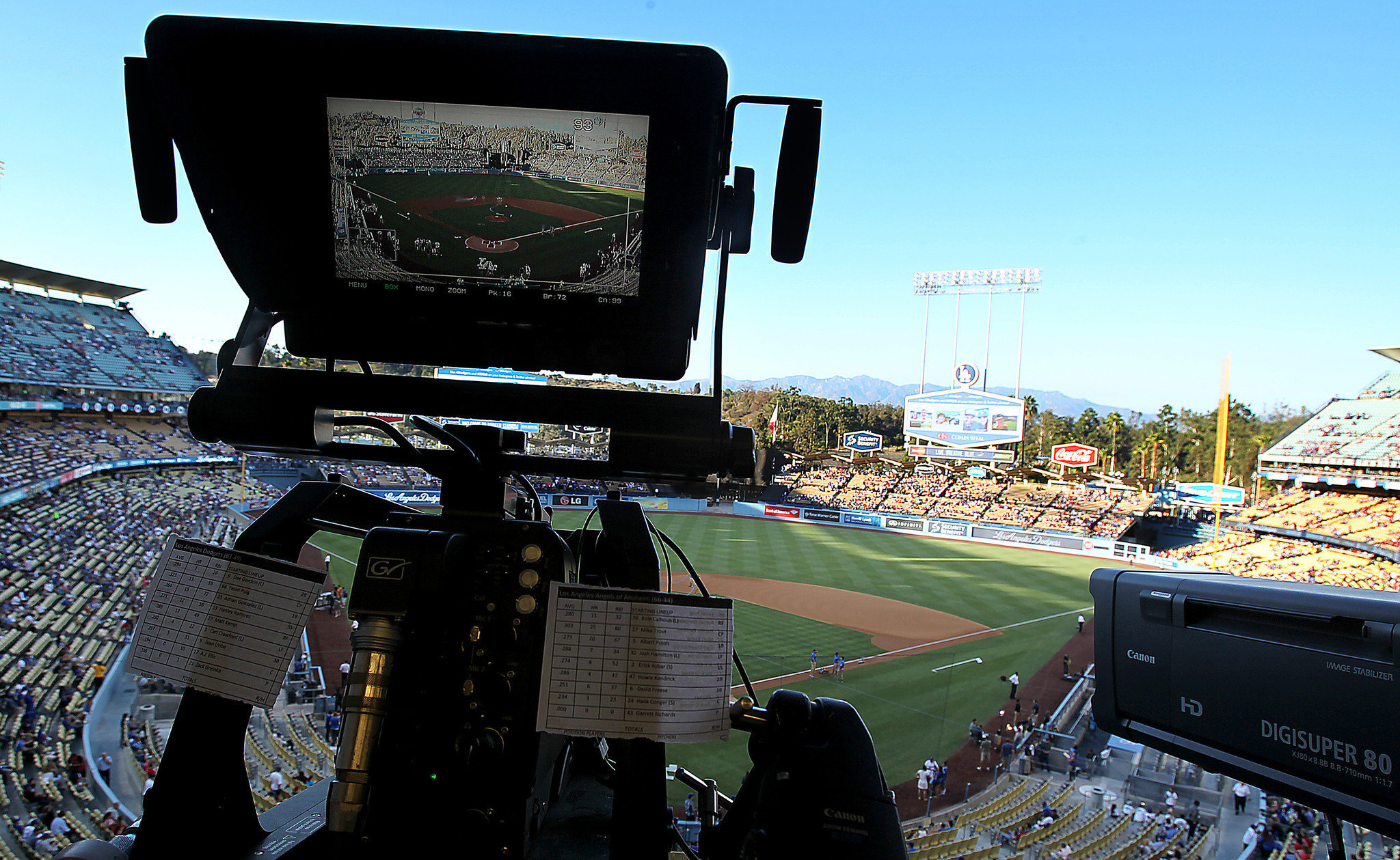 Dodgers still need to get TV act together