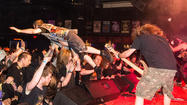Maryland Deathfest: Edison Lot and Baltimore Soundstage Day One
